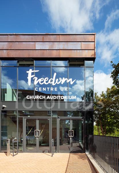 The Freedom Auditorium