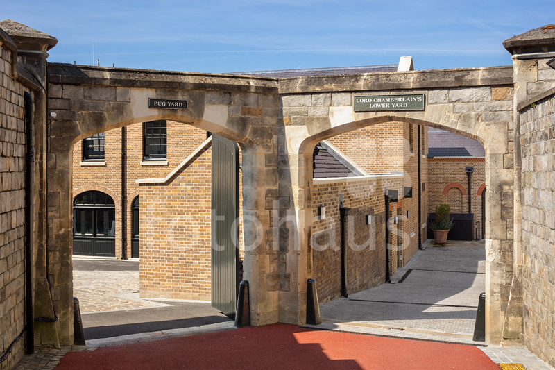Windsor Castle - Visitor's Entrance and Learning Centre