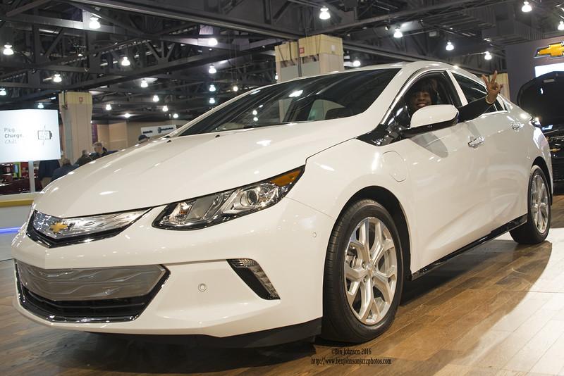 2016 Philadelphia Auto Show Photos
