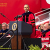 President Barack Obama Giving The Commencement Address at Rutgers University, May 15, 2016