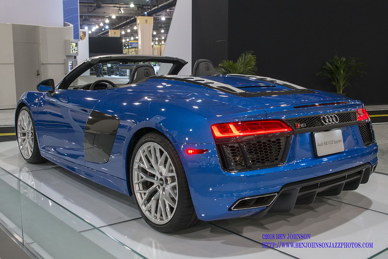 Highlights From The 2018 Philadelphia Auto Show