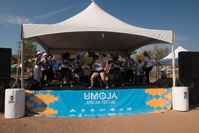 The UMOJA Festival 2015 Oakland