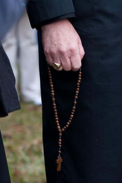 Archbishop Vigneron's Rosary