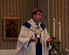 Archbishop Allen H. Vigneron delivers homily on September 11, 2010 at the 7:30am Mass at St. Michael's in Livonia, MI.  Holy Mass preceded a prayer vigil outside an abortion clinic a few miles away.
