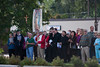 Archbishop Vigneron leads the prayer vigil on September 11, 2010 outside of an abortion clinic a few miles from St. Michael's in Livonia where he earlier celebrated Mass.  Approximately 500-600 were in attendance.