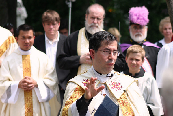 6-27-2008 Mass & Burial of Aborted Infants at Assumption Grotto