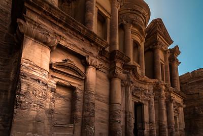 Facade of the Monastery