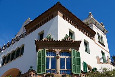 La Casa Trias in Parc Guell