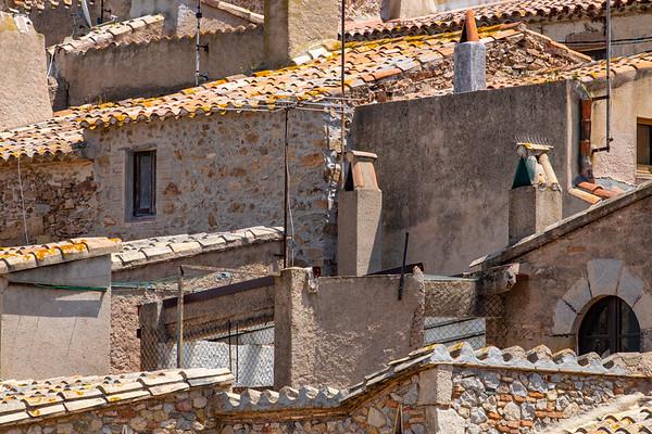 Houses in Tossa de Mar