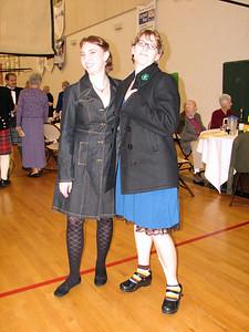Kari and Sophia