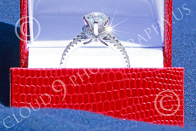 Cult-LOVE 00001 A universal symbol of love, devotion, commitment, and fidelity--a diamond engagement ring, by Peter J Mancus
