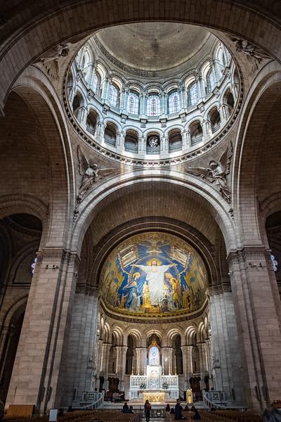 Basilique du Sacre-Cœur de Montmartre