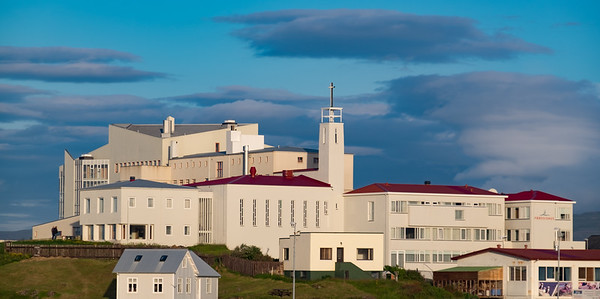 View of Stykkishólmur
