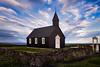 The Black Church at Budir