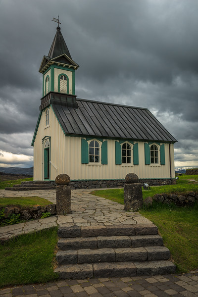 Thingvallakirkja Church