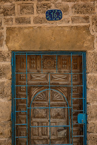 Doorway in Old Jaffa
