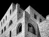 Architectural detail of the Sea Mosque in Old Jaffa Israel