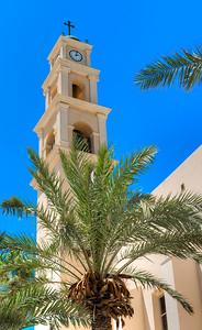 Saint-Peter's Church in Old Jaffa