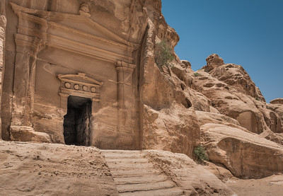 Archway in Little Petra
