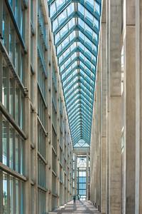 Hallway of Geometry