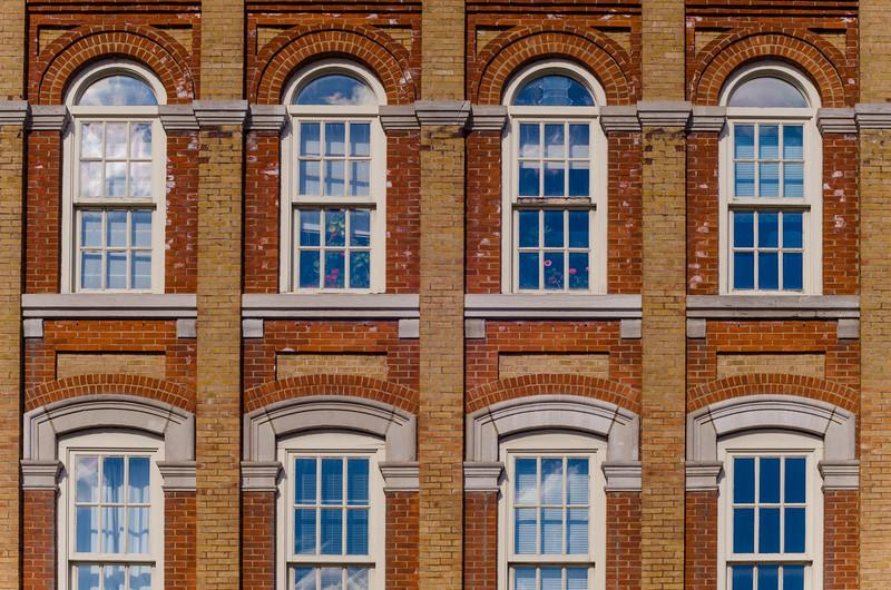 Windows in ByWard