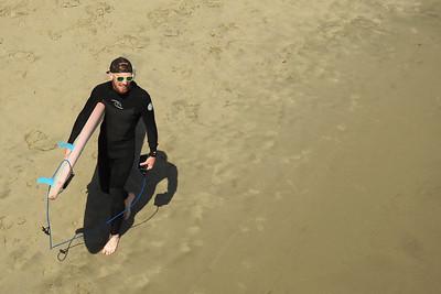 Los Angeles - Surfboy