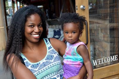 Fort Worth - Proud Mom