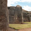The ruins of Sacsayhuaman, Cuzco, Peru