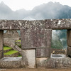 Temple of the Three Windows, Machu Picchu, Peru
