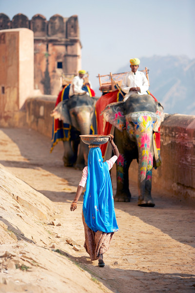 Day to day culture and lifestyle in India.