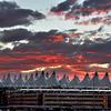199 - Sunset, DIA, Denver, CO
