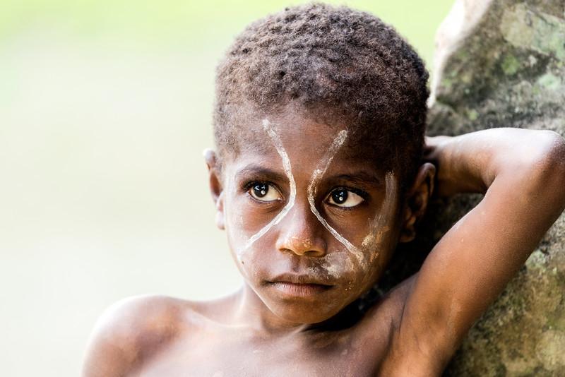 Kundiman village, Karawari River, Papua New Guinea