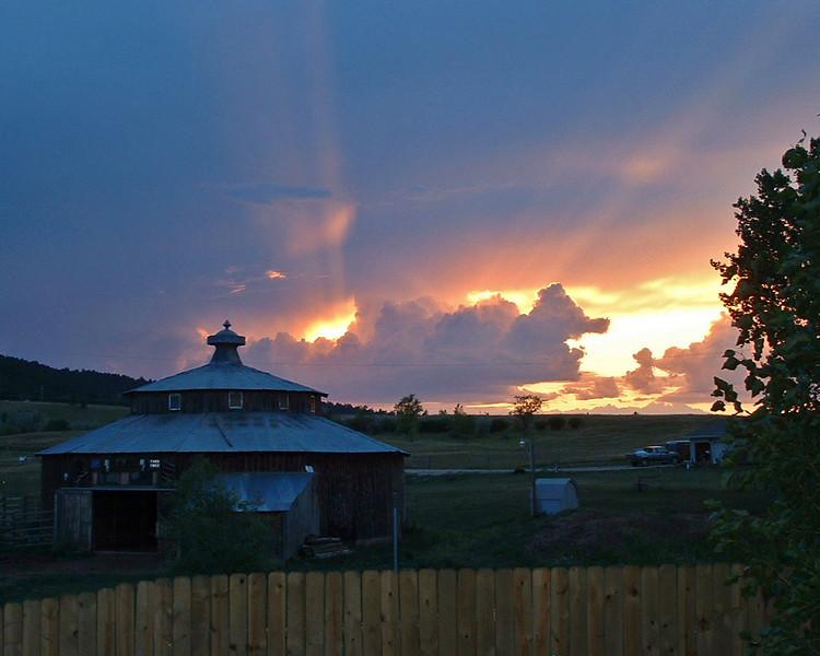 2 - Round barn, Sturgis, SD