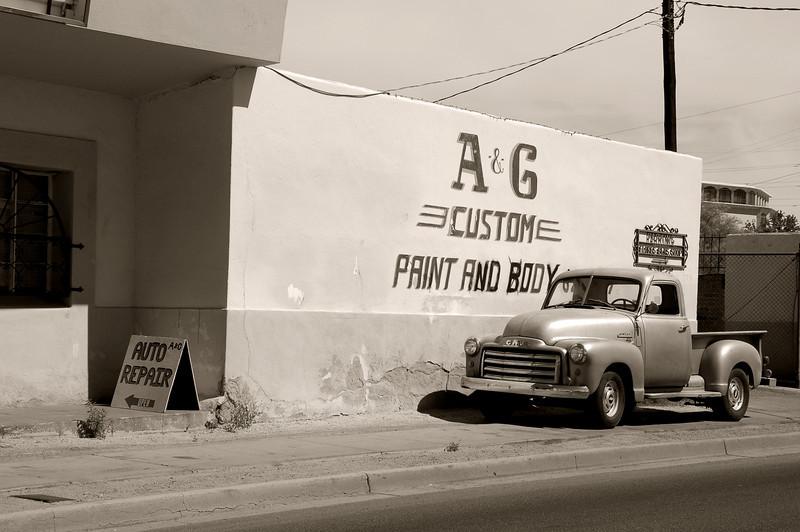 155 - Body Shop, Tucson