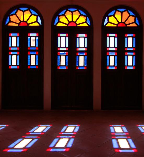 """Biruni""<br /> <br /> Khane Tabatabaei-ha (Tabatabaei family house), Kashan, Iran."