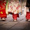 Traditional Trio, Kyoto.