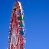 Ferris wheel on the man-made island of Odaiba, Tokyo.