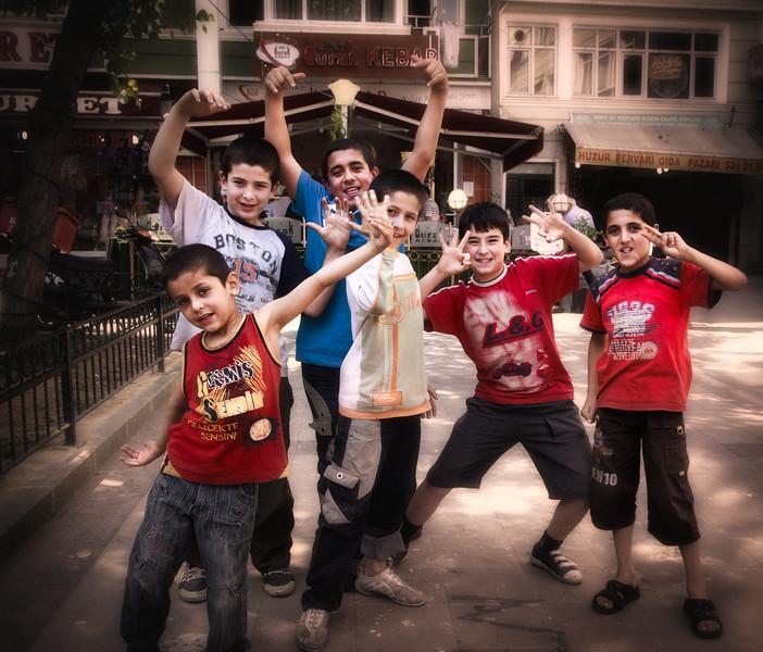 Boys of Fatih.