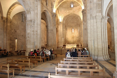 St. Ann Church at Bethesda in the Old City of Jerusalem