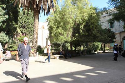 Bethesda, in the Old City of Jerusalem