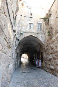 The Old City of Jerusalem