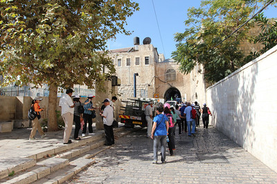 Via Dolorosa, The Old City of Jerusalem