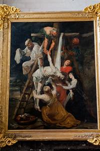 Rubens,kruisafneming,descebte de croix,Saint Omer,France,Frankrijk