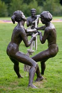 Bronze statue, bronzen beeld,statue en bronze