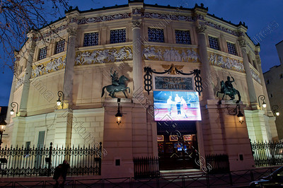 cirque d'hiver Bouglione Paris