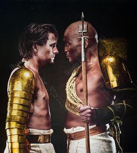 Gladiatoren,exhibition,tentoonstelling,exposition,poster,affiche
