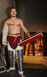 Gladiatoren,exposition,tentoonstelling,exposition,Thraes,Traciër