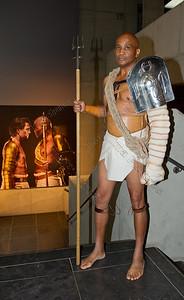 Gladiatoren,exposition,tentoonstelling,exposition,retiarius