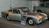 Aston Martin DB5 3D-printing,Skyfall,Bond in motion London