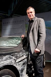 opening Bond in motion exposition,Chris Corbould,Beaulieu,Great Britain,Groot-Brittannië,Grande Bretagne,James Bond,007